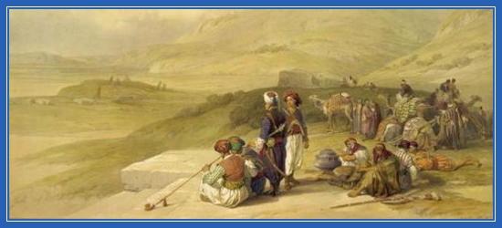 Ветхий Завет, Самаряне