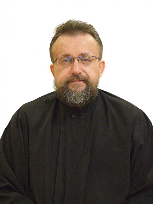 Диакон Олег Терлецкий