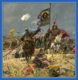 Куликовская битва, воины, защитники
