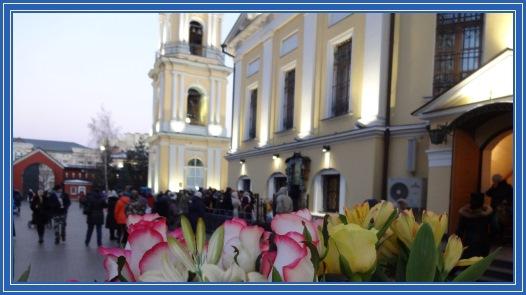 Площадь Покровского монастыря