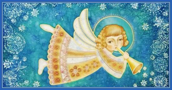 Рождественская история, Сценка, ангел, Рождество Христово, зима