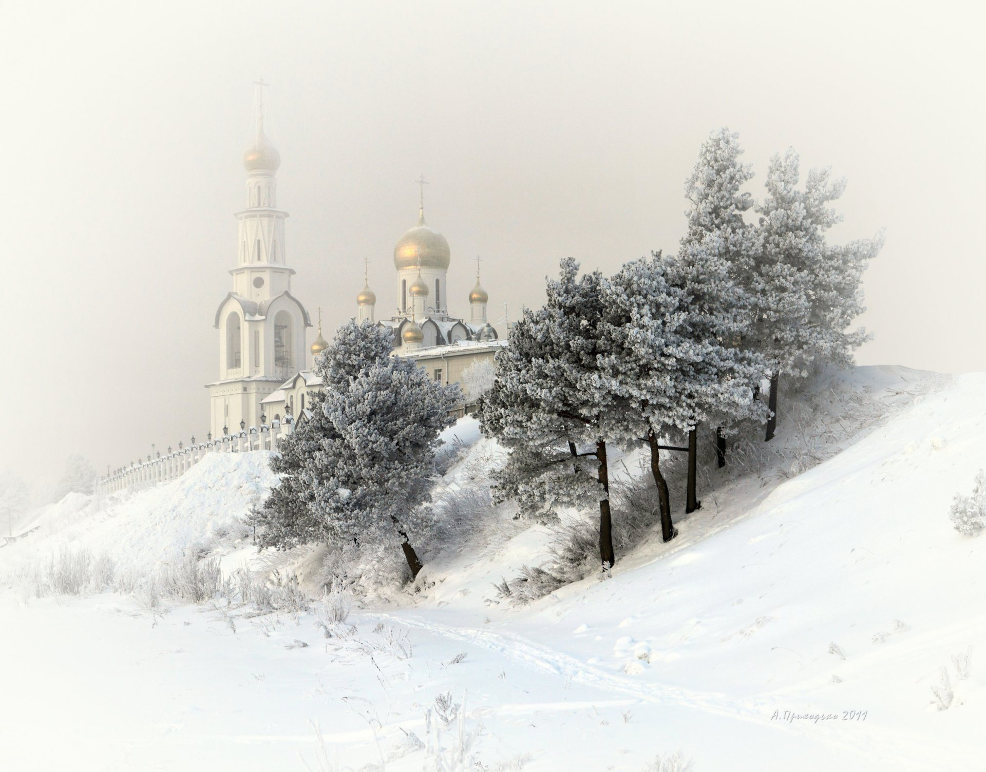 Сургут. Зимний собор