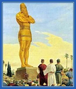 Истукан, идол, поклонение, Навуходоносор
