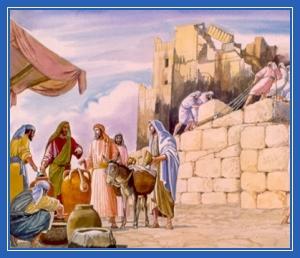 Строительство Храма, Иудеи, Ветхий Завет