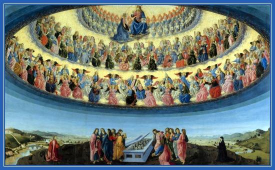 Успение Пресвятой Богородицы. Воскресение