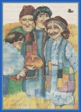 Грузины, грузинский народ, крестьяне, хлеб, Кавказ