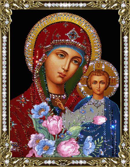 05. Казанская икона Божией Матери
