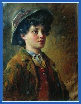 Итальянский мальчик, Италия