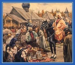 26 августа в истории.Захват Москвы Тохтамышем