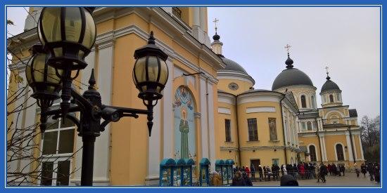 Покровский монастырь 26 ноября 2017