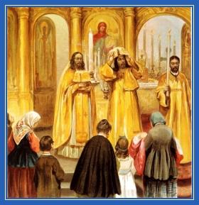 Божественная Литургия, Великий вход