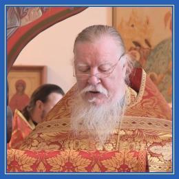 Протоиерей Димитрий Смирнов, проповедь