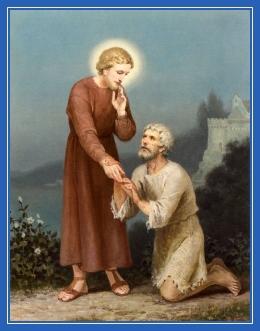 Святитель Николай помогает отцу трех девиц