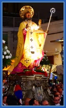 Святитель Николай, праздник в Бари