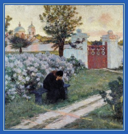 Монах, раскаяние, молитва