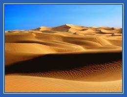 Пустыня песчаная