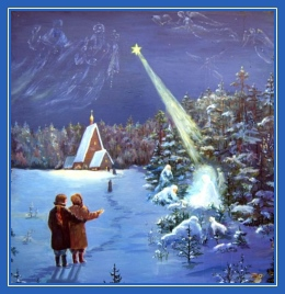 Рождественский сочельник, Вифлеемская звезда