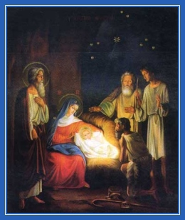 Рождество Христово! Ночь