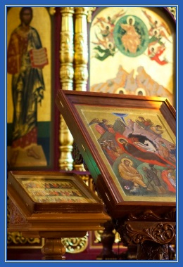 Рождество Христово, икона, храм