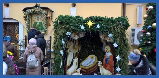 Святая Матрона. Рождество Христово