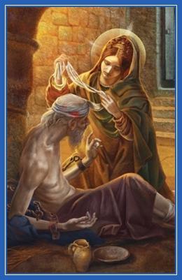 Великомученица Анастасия Узорешительница, в темнице