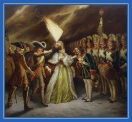 Дворцовые перевороты, императрица Елизавета