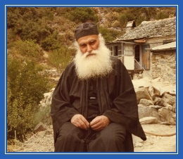 Монах, старец