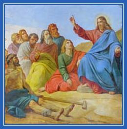 Нагорная проповдедь, Иисус Христос, Евангелие
