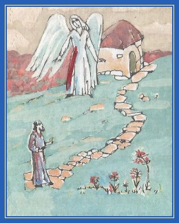 Патери, Ангел, монах