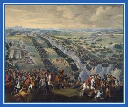 Полтавское сражение, битва