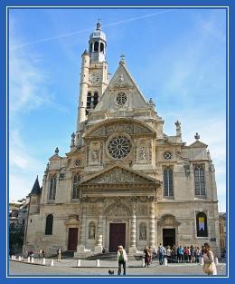 Собор святого Стефана в Париже