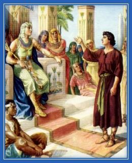 Иосиф толкует сны