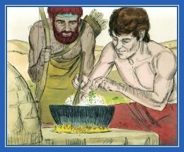 Исав и Иаков