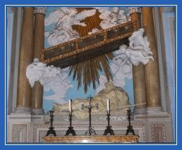 Лестница, под которой жил Алексий человек Божий