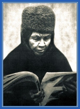 Матушка Алипия (Авдеева)