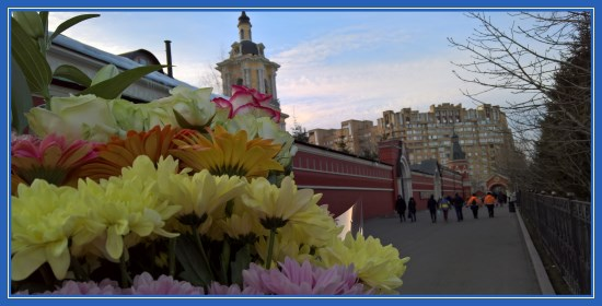 Покровский монастырь, блаженная Матрона Московская