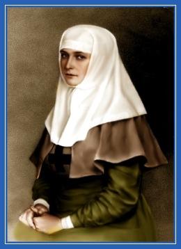 Сестра милосердия, императрица Александра