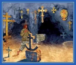 Выбор Креста, жизненный крест