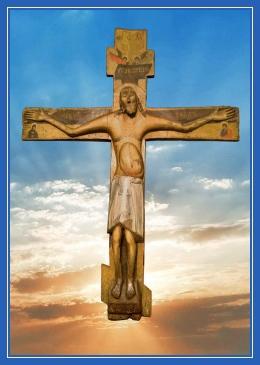 Животворящий Крест в Годенове