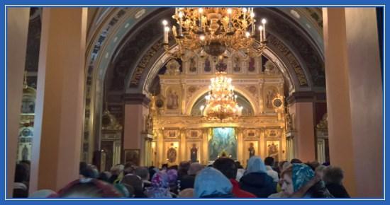 Воскресенский собор Покровской обители