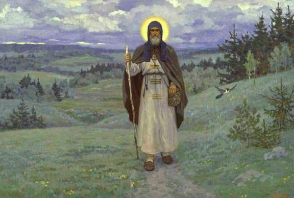 Печальник Российской Державы преподобный Сергий
