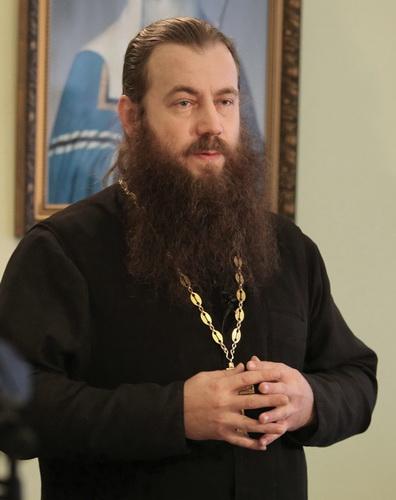 Протоиерей Димитрий Беженарь