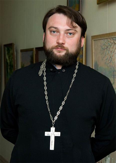 Священник Александр Дроздов