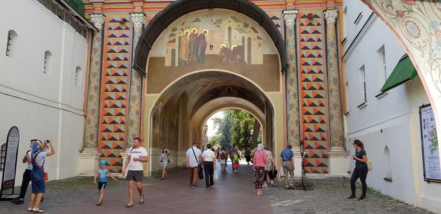 Паломничество в Сергиеву Лавру - 27 августа 2018