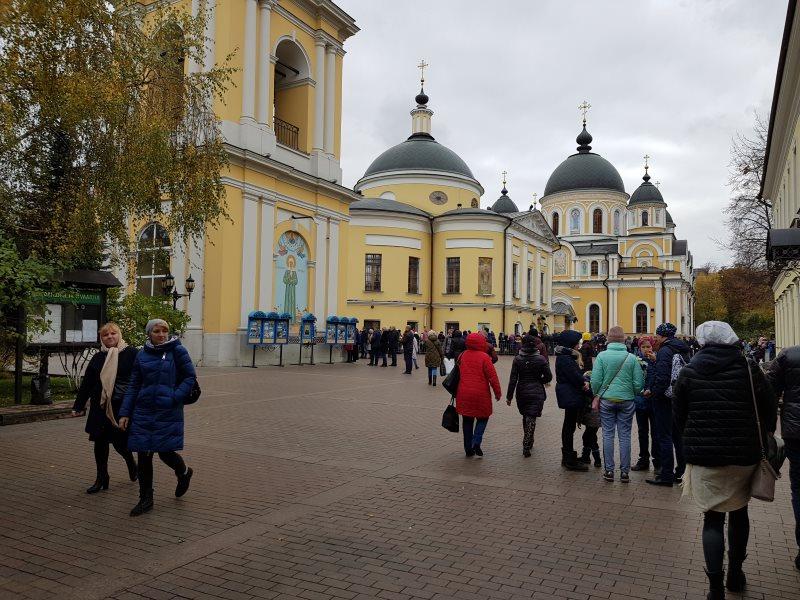 В Сретенский и Покровский монастыри – 28 октября 2018