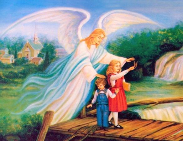 Ангел Хранитель – присный наш друг