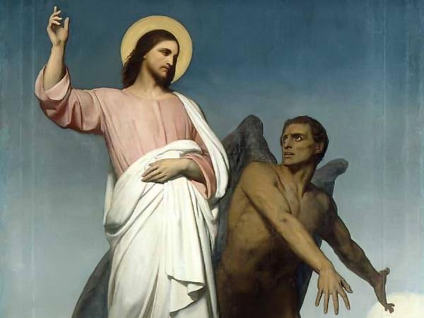 Падшие ангелы – враги нашего спасения