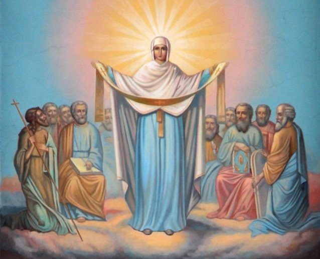 Покров Пресвятой Богородицы 3