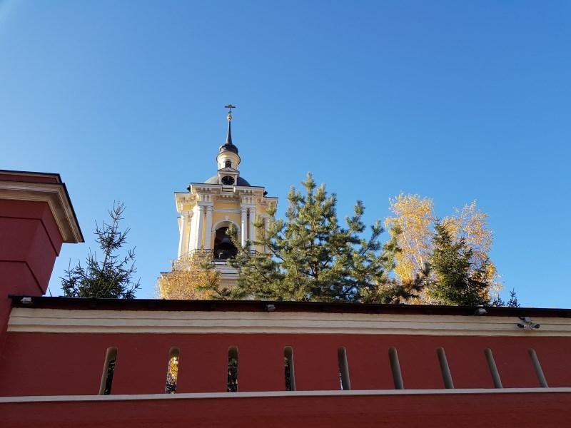 В Сретенский монастырь и к мощам блаженной Матроны – 11 ноября 2018