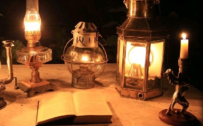 История вещей | Лампа